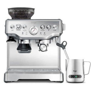 Sage Barista Express Espresso Coffee Machine | BES875UK | Stainless Steel