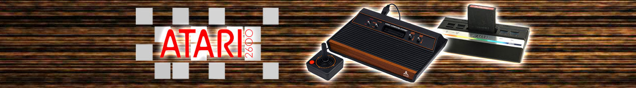 Atari 2600 | RetroGaming1UP
