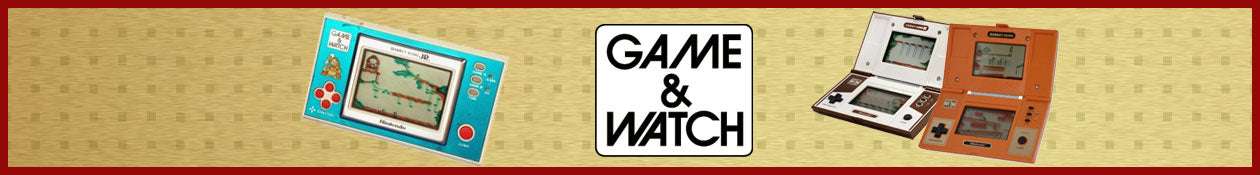 Game & Watch | RetroGaming1UP