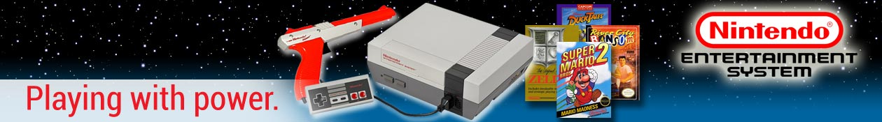 Nintendo NES / Famicom | RetroGaming1UP