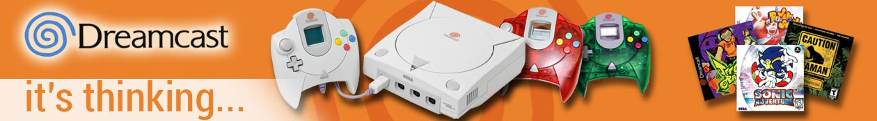 SEGA Dreamcast | RetroGaming1UP