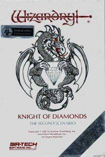 Wizardry: Knight of Diamonds - Commodore 64 | Retro1UP Game