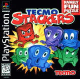 Tecmo Stackers - PlayStation | Retro1UP Game
