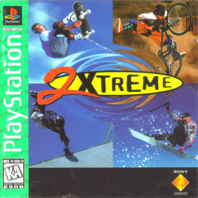 2 Xtreme - PlayStation | Retro1UP Game