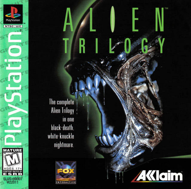 Alien Trilogy - PlayStation | Retro1UP Game