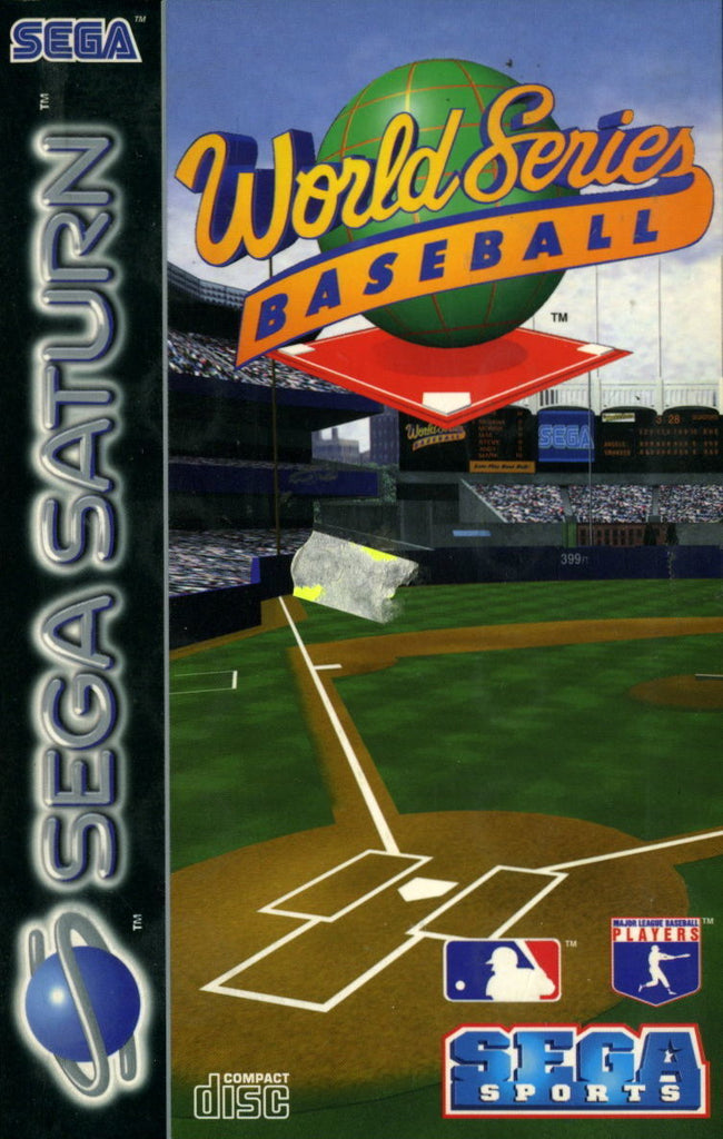 World Series Baseball - Saturn | Retro1UP Game