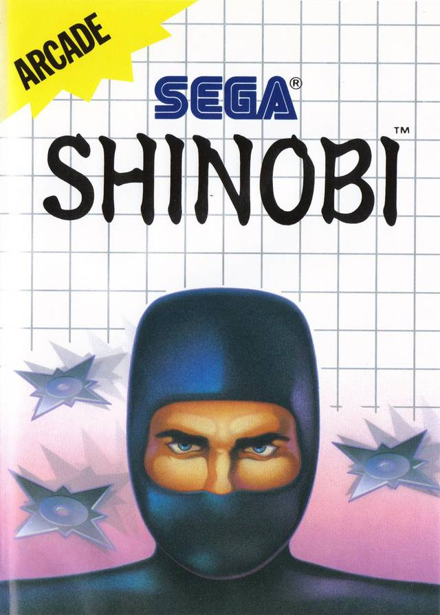 Shinobi - Sega Master System | Retro1UP Game
