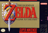 The Legend of Zelda: A Link to the Past - Super Nintendo | Retro1UP Game