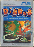 Dig Dug - Atari 5200 | Retro1UP Game