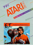 E.T.: The Extra Terrestrial - Atari 2600 | Retro1UP Game
