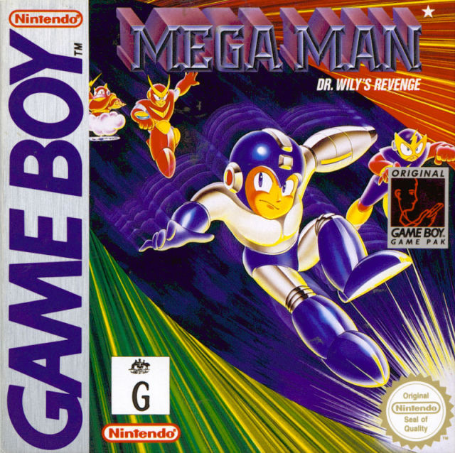 Mega Man: Dr. Wily's Revenge - Game Boy | Retro1UP Game