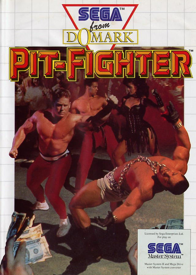 Pit-Fighter - Sega Master System | Retro1UP Game