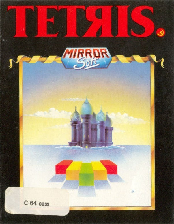 Tetris - Commodore 64 | Retro1UP Game