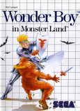 Wonder Boy in Monster Land - Sega Master System | Retro1UP Game