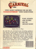 Carnival - Colecovision | Retro1UP Game