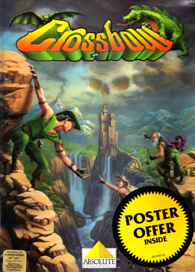 Crossbow - Commodore 64 | Retro1UP Game