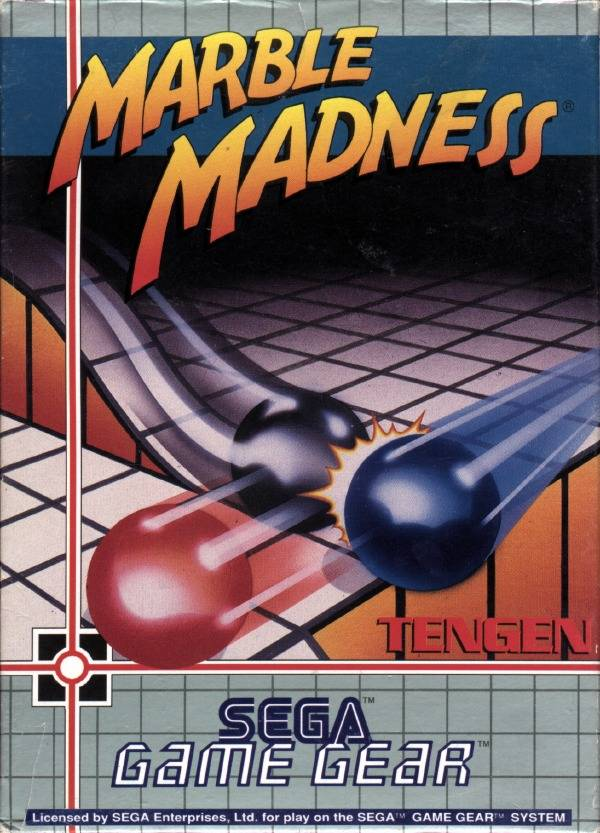 Marble Madness - GameGear | Retro1UP Game