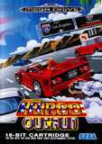 Turbo OutRun - Genesis | Retro1UP Game