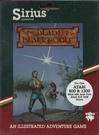 The Blade of Blackpoole - Atari 8-bit | Retro1UP Game