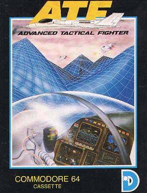 ATF: Advanced Tactical Fighter - Commodore 64 | Retro1UP Game