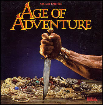 Age of Adventure: Ali Baba and the Forty Thieves - Commodore 64 | Retro1UP Game