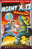 Agent X II: The Mad Prof's Back - Commodore 64 | Retro1UP Game