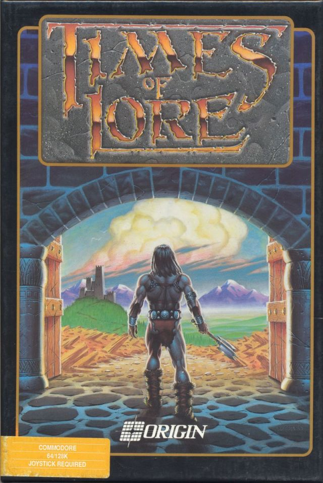 Times of Lore - Commodore 64 | Retro1UP Game