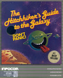 The Hitchhiker's Guide to the Galaxy - Atari 8-bit | Retro1UP Game