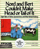 Nord and Bert couldn't make Head or Tail of It - Commodore 64 | Retro1UP Game
