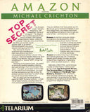 Amazon: Created by Michael Crichton - Commodore 64 | Retro1UP Game