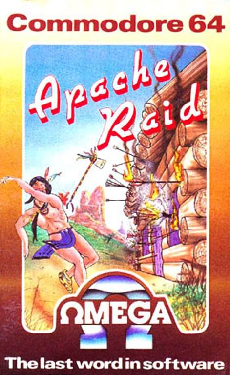 Apache Raid - Commodore 64 | Retro1UP Game
