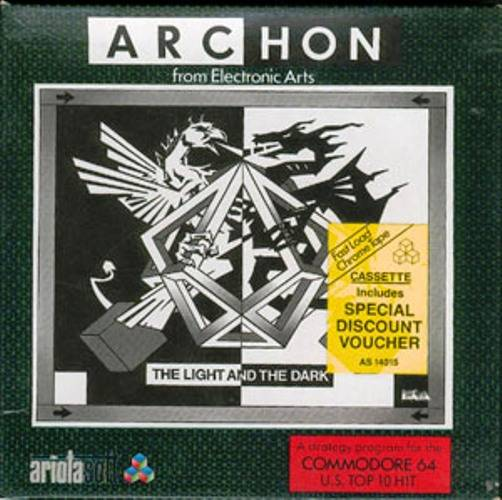 Archon: The Light and the Dark - Commodore 64 | Retro1UP Game