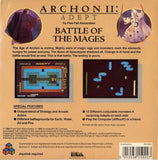 Archon II: Adept - Commodore 64 | Retro1UP Game