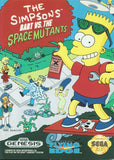 The Simpsons: Bart vs. the Space Mutants - Genesis | Retro1UP Game