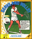 Serve & Volley - Commodore 64 | Retro1UP Game