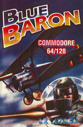 Blue Baron - Commodore 64 | Retro1UP Game
