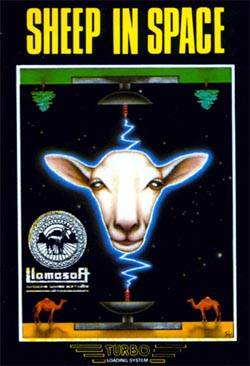 Sheep in Space - Commodore 64 | Retro1UP Game