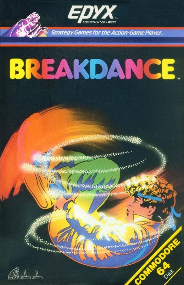 Break Dance - Commodore 64 | Retro1UP Game