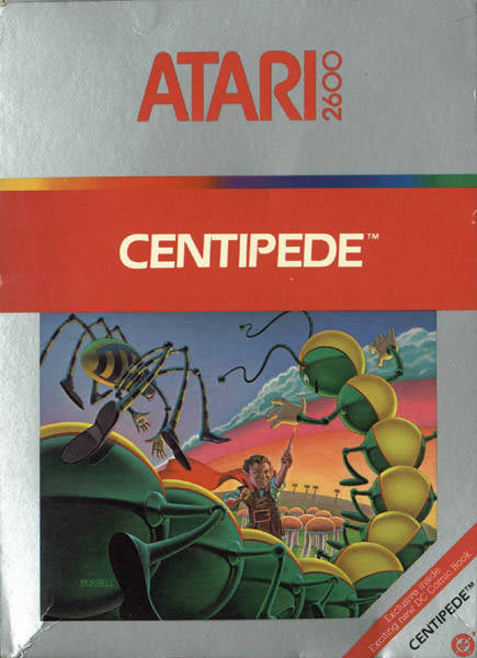 Centipede - Atari 2600 | Retro1UP Game