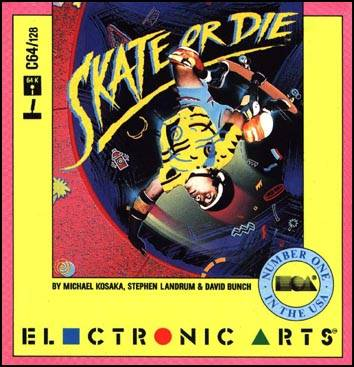 Skate or Die - Commodore 64 | Retro1UP Game