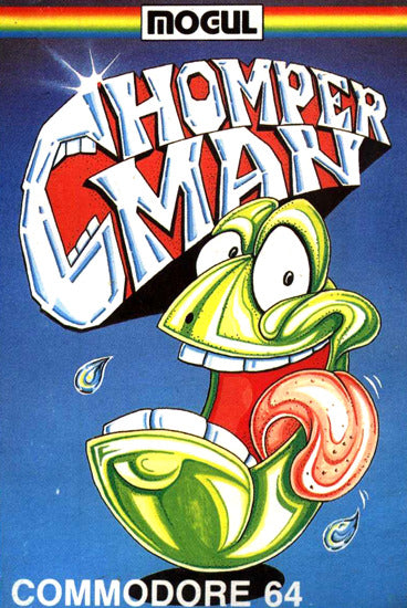 Chomper Man - Commodore 64 | Retro1UP Game