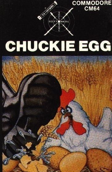 Chuckie Egg - Commodore 64 | Retro1UP Game