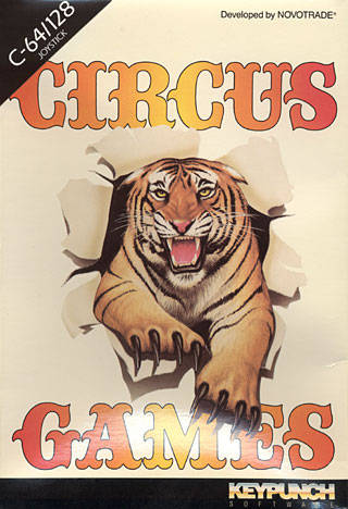 Circus Games - Commodore 64 | Retro1UP Game