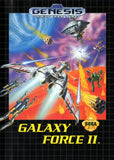 Galaxy Force II - Genesis | Retro1UP Game