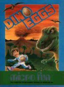 Dino Eggs - Commodore 64 | Retro1UP Game