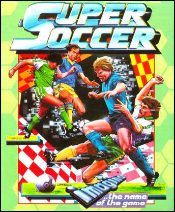 Super Soccer - Commodore 64 | Retro1UP Game