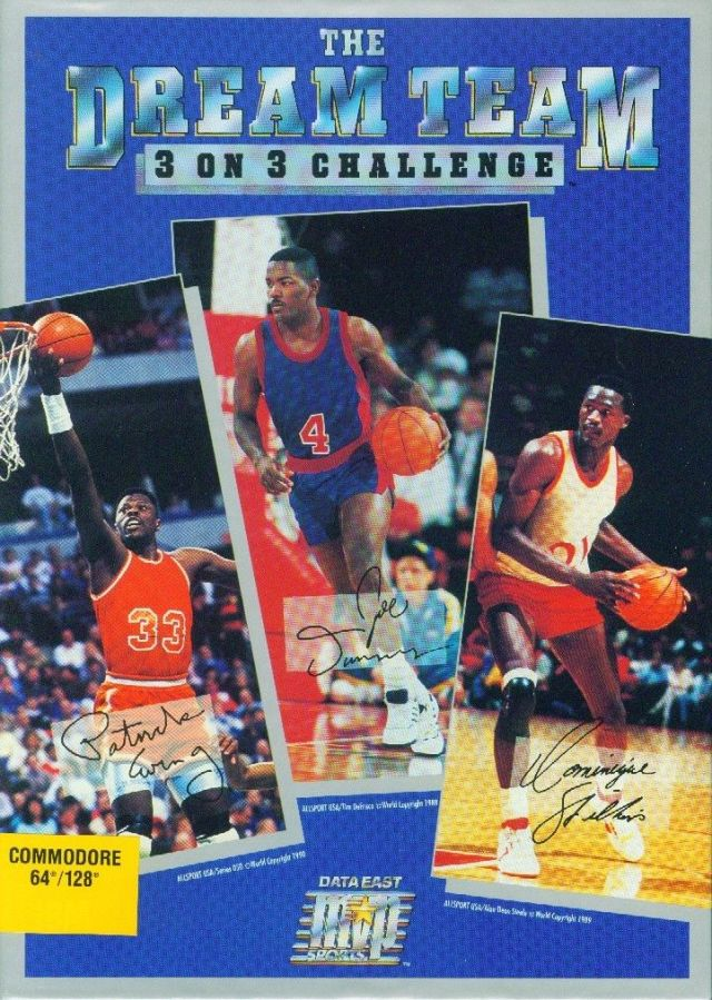Dream Team Challenge 3 on 3 - Commodore 64 | Retro1UP Game