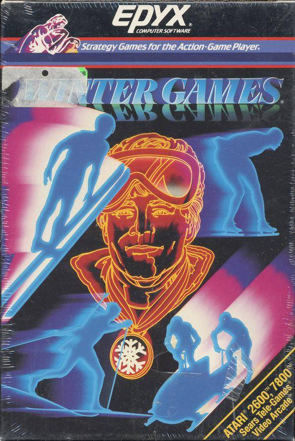 Winter Games - Atari 2600 | Retro1UP Game