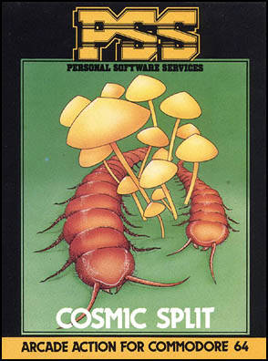 Cosmic Split - Commodore 64 | Retro1UP Game
