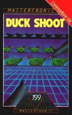 Duck Shoot - Commodore 64 | Retro1UP Game